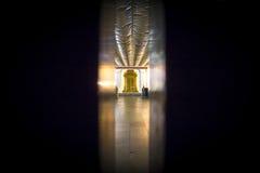 Tempeldörr Royaltyfria Bilder