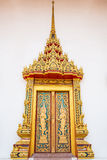 Tempeldörr Royaltyfri Foto