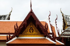 Tempeldak Royalty-vrije Stock Foto