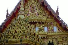 Tempeldecoratie Royalty-vrije Stock Afbeelding