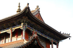 Tempeldetail Stockbilder