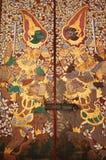Tempeldeuren stock foto's