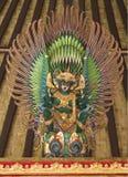 Tempeldrache Lizenzfreies Stockbild