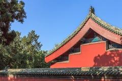 Tempelet av himmel royaltyfria bilder