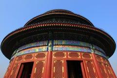 Tempelet av himmel, Beijing Royaltyfri Foto