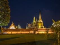 Tempelet av smaragden Buddha Royaltyfri Bild