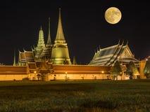 Tempelet av smaragden Buddha Royaltyfri Foto