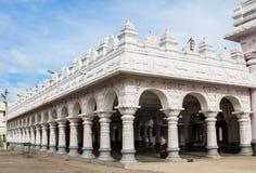 Tempelförbindelse Hall Arkivfoton