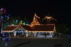 Tempelfestival Lizenzfreies Stockbild