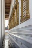 Tempelgalerij Royalty-vrije Stock Afbeeldingen