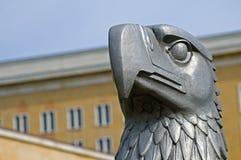Tempelhof-Adler Lizenzfreie Stockbilder
