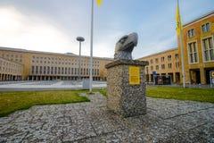 Tempelhof-Anschluss Lizenzfreie Stockfotos