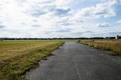 Tempelhof-Flugplatz Lizenzfreies Stockfoto