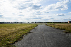 Tempelhof flygfält Royaltyfri Foto