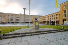 Tempelhof terminal Arkivbild