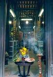Tempelingang royalty-vrije stock afbeelding