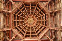 Tempelinnenraum Stockfotos