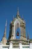 Tempelklockstapel Royaltyfri Foto
