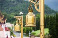 Tempelklok Royalty-vrije Stock Afbeelding