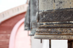 Tempelklok Stock Afbeelding