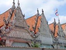 Tempelkomplex Phetchaburi royaltyfri foto