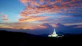 Tempelkonst Royaltyfri Foto