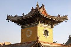 Tempelkontrollturm Lizenzfreies Stockbild