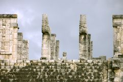 tempelkrigare Royaltyfria Bilder
