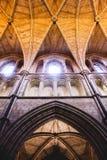 Tempelkyrkan London fotografering för bildbyråer