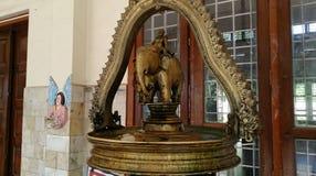 Tempellampa Royaltyfria Bilder