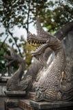 Tempelleuning van het Grote Serpent - Luang Prabang, Laos Royalty-vrije Stock Foto