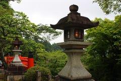 Tempellichten Royalty-vrije Stock Afbeelding