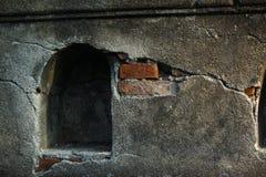 Tempelmuren Stock Fotografie