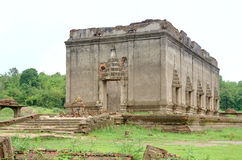 Tempelondervatten Royaltyfria Bilder