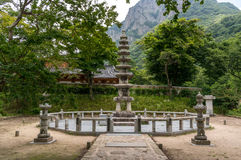 Tempelpagod Royaltyfri Foto