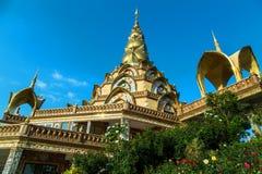 Tempelpagod Arkivfoto