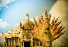 Tempelreis Thailand royalty-vrije stock afbeelding