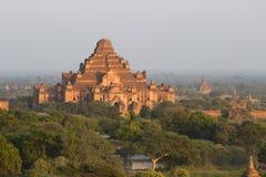 Tempels van Bagan Royalty-vrije Stock Afbeeldingen