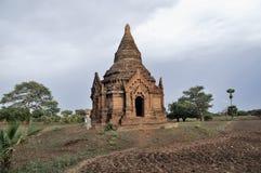 Tempels van Bagan Myanmar Stock Fotografie