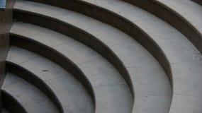 Tempelschritte Stockbild
