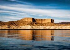 Tempelstång i Arizona Fotografering för Bildbyråer