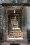 Tempelstupa i Angkor Royaltyfria Foton