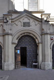 Tempelsynagoge Royalty-vrije Stock Foto