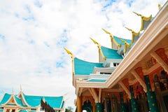 Tempeltak Royaltyfri Foto