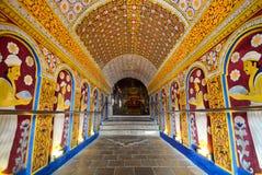tempeltand Royaltyfri Foto