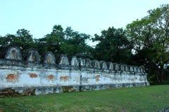 Tempelwände Stockfotografie