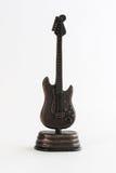 Temperamatite elettrico della chitarra Immagine Stock