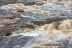 Temperance River Royalty Free Stock Photography