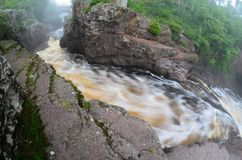 Temperance River Stock Photo