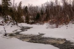 Free Temperance River Is A State Park On The North Shore Of Lake Supe Stock Image - 116014661